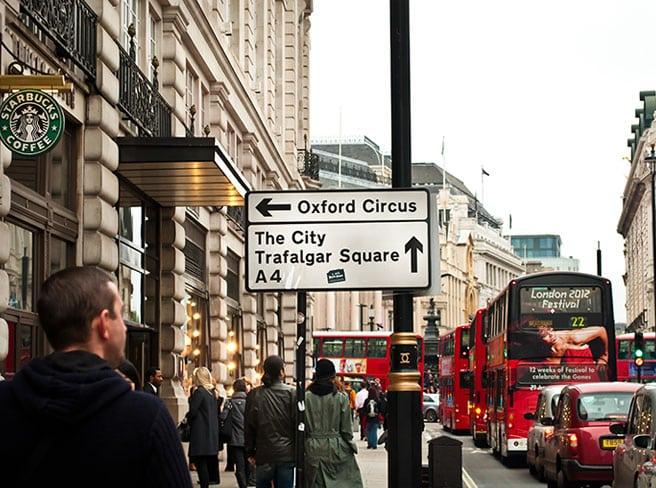 לימודי אנגלית בלונדון