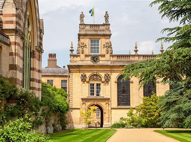 לימודים באוקספורד