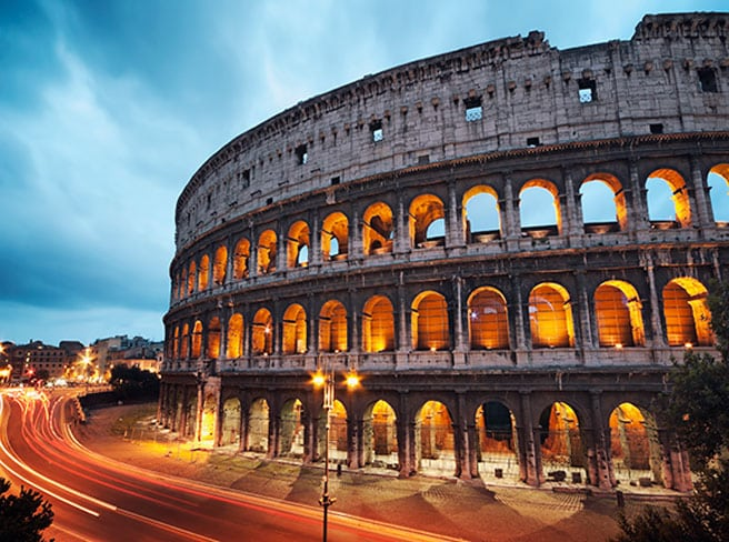 לימודים ברומא