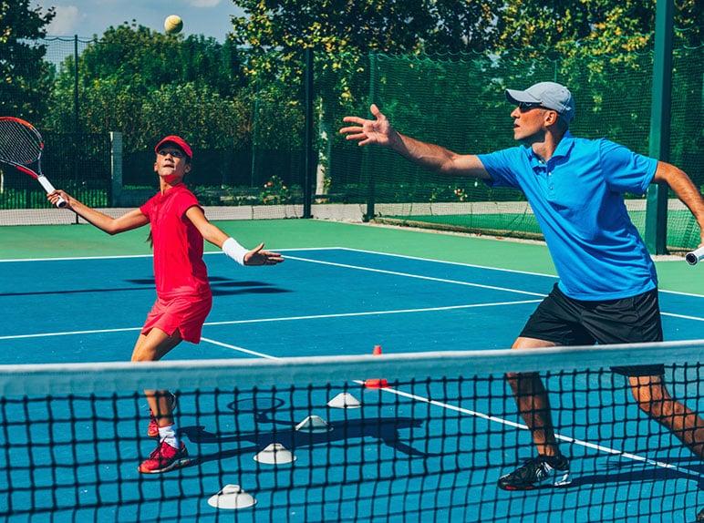 קורס אנגלית וטניס בקנדה