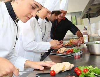 לימודי בישול