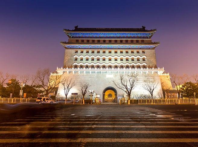 לימודי סינית בסין
