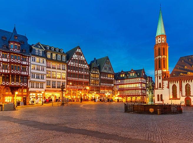 לימודי גרמנית בפרנקפורט