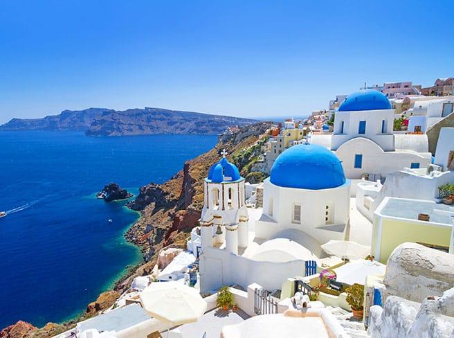 לימודי יוונית ביוון
