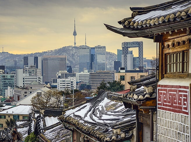 לימודי קוריאנית בקוריאה
