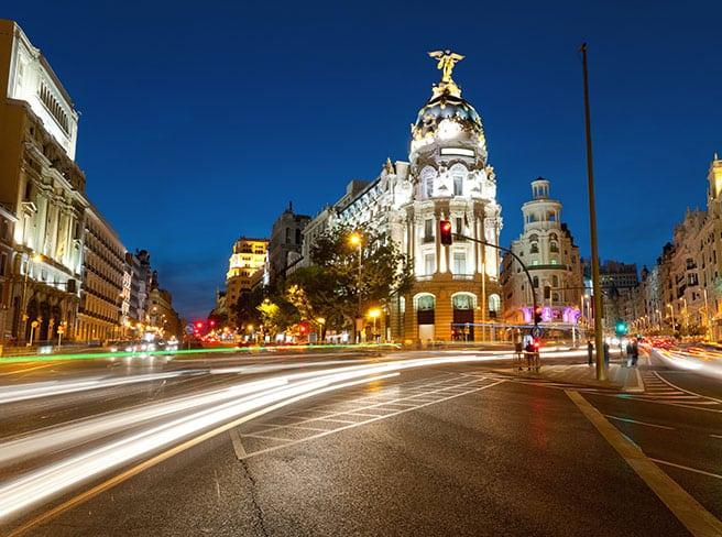 לימודי ספרדית במדריד