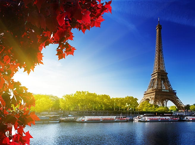 ללמוד צרפתית בפריז