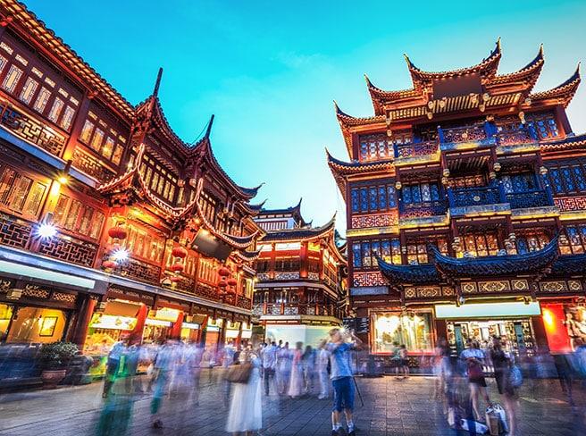 לימודי סינית בשנגחאי